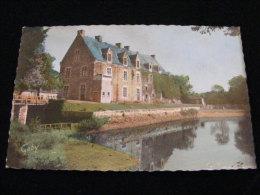 Cpsm Du 56 Concoret  -- Château Et étang De Comper    PAR10 - Francia