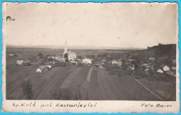 SVETI KRIZ PRI KOSTANJEVICI - PODBOCJE Near Krsko ( Slovenia ) Travelled 1938.* Kostanjevica Sv. Kriz Ob Krki River Krka - Slovenia