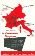 BUVARD NEUF EUROPE Sans Frontière - Bambini
