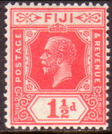 FIJI 1927 SG #232 1½d MH Wmk Mult Crown Script CA - Fiji (...-1970)