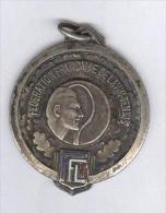 Médaille Fédération Française De Lawn Tennis - 1958 - Jetons & Médailles
