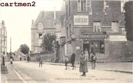 CREVECOEUR-LE-GRAND RUE LAROCHEFOUCAULT TABAC BUVETTE - Crevecoeur Le Grand