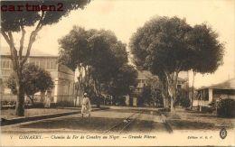 CONAKRY CHEMIN DE FER DE CONAKRY AU NIGER GUINEE - Guinée