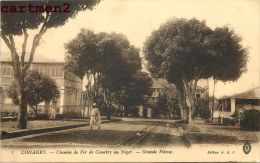 CONAKRY CHEMIN DE FER DE CONAKRY AU NIGER GUINEE - Guinea