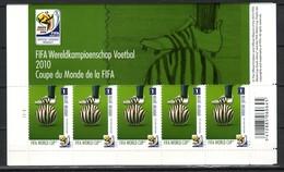 Belgium 2010 MiNr. 4090 SOCCER FIFA WORLD CUP South Africa M\SH  MNH** 9.00 € - Coupe Du Monde