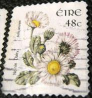 Ireland 2004 Flowers Bellis Perennis Daisy 48c - Used - 1949-... Repubblica D'Irlanda