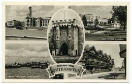 SOUTHAMPTON : (MULTIVIEW) - Southampton