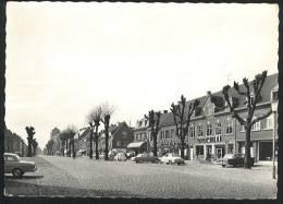 (7240d) - Hoogstraten - Vrijheid - Voornaamste Straat + Auto, Nopri En De Posthoorn - Hoogstraten