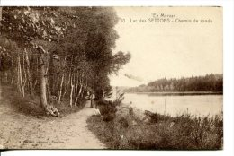 EN MORVAN (58) - Lac De Settons - Chemin De Ronde - Non Classés