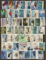 AAT Collection 1979-2001 U (42) #BI2 - Australisch Antarctisch Territorium (AAT)