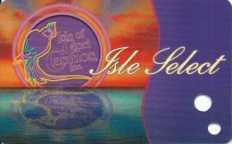 Isle Of Capri Casino Isle Select Slot Card - Kansas City, MO - Casino Cards