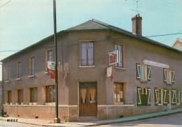 """/ CPSM FRANCE 77 """"Citry Sur Marne, Café Restaurant Tabac"""" - Autres Communes"""
