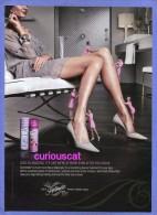 PUBLICITES USA MAGAZINE ADVERTISMENT REKLAME WERBUNG PUBBLICITARI PUBLICIDAD For SKINTIMATE SHAVE GELS LEG SKIN CARE - Publicidad