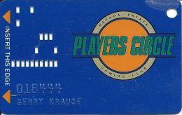 Nevada Place Casino Las Vegas 2nd Issue Slot Card - Casino Cards