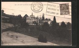 CPA Saint-Just-d'Avray, Château De La Valsonniére - Sin Clasificación