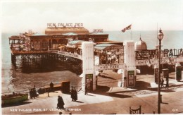 Photograph - St. Leonard´s-On-Sea Palace Pier, Sussex. O.11 - Places