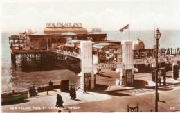 Photograph - St. Leonard´s-On-Sea Palace Pier, Sussex. O.11 - Lieux