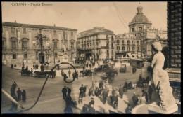 CATANIA PIAZZA DUOMO FOTOGRAFICA - Catania