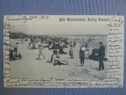 CP Carte Postale Postcard USA Far Rockaway Long Island (1) - Queens