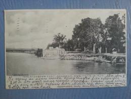 CP Carte Postale Postcard USA Oglethorpes Fort Saint St Simons Island (1) - Etats-Unis