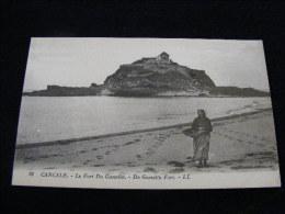 Cpa Du 35  Cancale - Le Fort Du Guesclin    .. No 28   PAR12 - Cancale