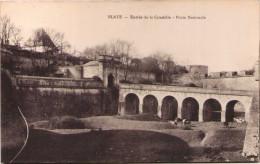 BLAYE - Entrée De La Citadelle - Porte Nationale - Blaye