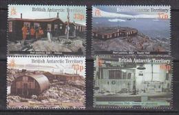 British Antarctic Territory 2001 Port Lockroy 4v ** Mnh (25990A) - Ongebruikt