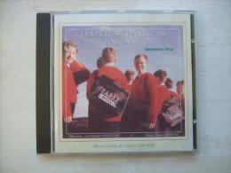 """CD - """"Les Petits Chanteurs à NEW YORK"""" - Messe Chorale De Charles Gounod- - Chants Gospels Et Religieux"""