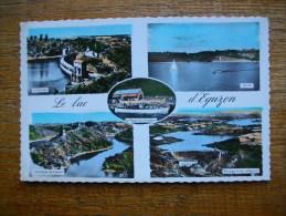 """Eguzon , Le Lac """" Multi-vues """" - France"""
