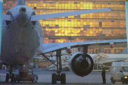 AIRLINES ISSUE / CARTE COMPAGNIE          SABENA    A 310 300 - 1946-....: Modern Era