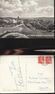 2262) BARI GRAVINA DI PUGLIA NUOVA VILLETTA COMUNALE E PONTE VIADOTTO VIAGGIATA 1966 - Bari