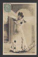 DF / CÉLÉBRITÉS / LA FRASCUELITA CHANTEUSE DANSEUSE / PHOTO REUTLINGER / CIRCULÉE EN 1904 - Artistes