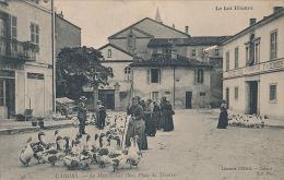 CAHORS - N° 46 - LE MARCHE AUX OIES - PLACE DU THEATRE - Cahors