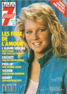 Télé 7 Jours N° 1636 - Semaine Du 5 Au 11 Oct 1991 - Les Feux De L'amour, Jeanne Moreau, Depardieu, Jachie Sardou - 1950 - Nu
