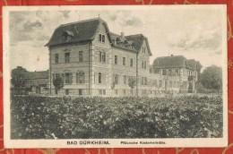 ALLEMAGNE - BAD DÜRKHEIM -  Pfälzische Kinderheilstätte - Bad Duerkheim