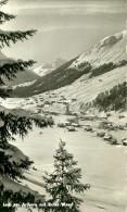 Lech. Lech Am Arlberg Mit Roter Wand. - Lech