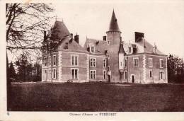 36 Etrechet Chateau D'Auzan - Francia