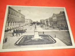 B636  Bari Corso Vittorio Emanuele Viagg.pieghine Angoli - Bari