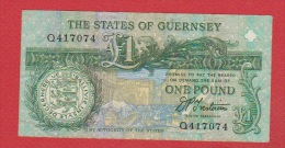 Guernesey //  1 Pound  // - Guernsey