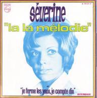 "Séverine  ""  La La Mélodie  "" - Vinyl-Schallplatten"