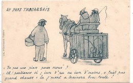 Cpa 79 Au Pays Thouarsais - Thouars