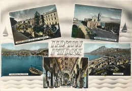TERMINI IMERESE (PA) SALUTI & VEDUTINE - Palermo