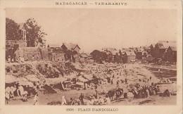 Madagascar - Tananarive - Place D'Andohalo - Madagascar