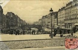 63 - Paris  -  Le Quai De Jemmapes Et Le Canal Saint-Martin - District 14
