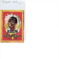 ETIQUETTE RHUM STELLUM - Rhum