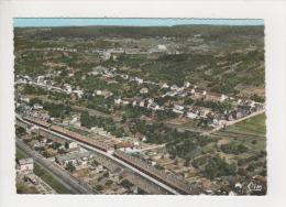 54 Neuves Maisons Vue Aérienne Cités De Messein Voies Ferrées Maisons Belle Carte écrite En 1965 - Neuves Maisons