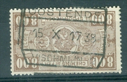 """BELGIE - OBP Nr TR 160 -  Cachet  """"OOSTENDE - VISCHMIJN 2"""" - (ref. AD-870) - 1923-1941"""