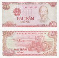 Vietnam 1987 - 200 Dong - Pick 100 UNC - Vietnam