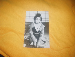 CARTE POSTALE PHOTO ANCIENNE NON CIRCULEE DATE ?. / MACHIKO KYO. COPYRIGHT BROWNING STUDIO. - Acteurs