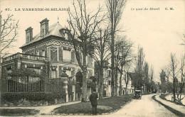 Dép 94 - La Varenne Saint Hilaire - Le Quai Du Mesnil - état - Otros Municipios